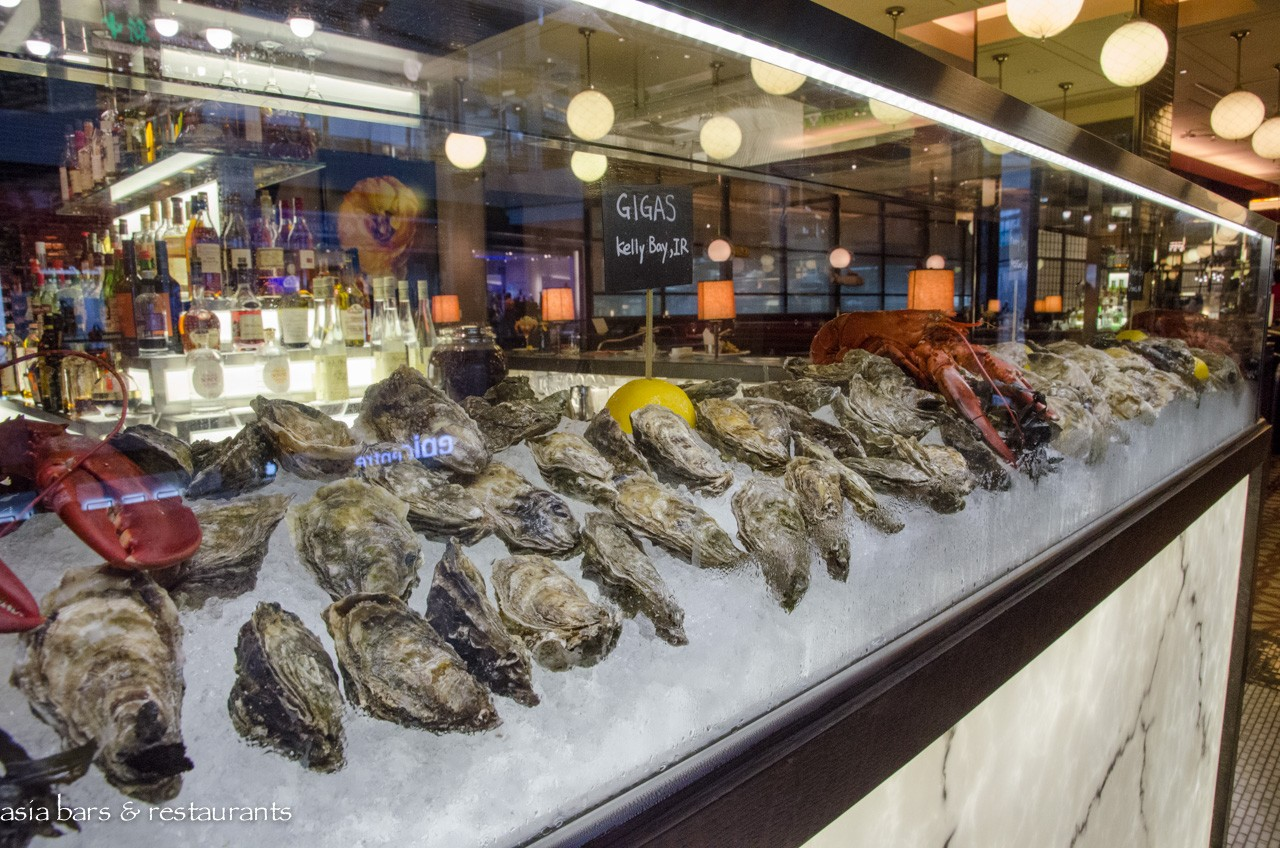 db Bistro & Oyster Bar by Daniel Boulud – Marina Bay Sands ...