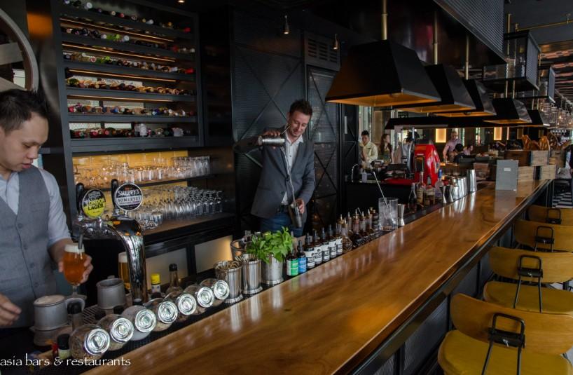 Bread Street Kitchen bar