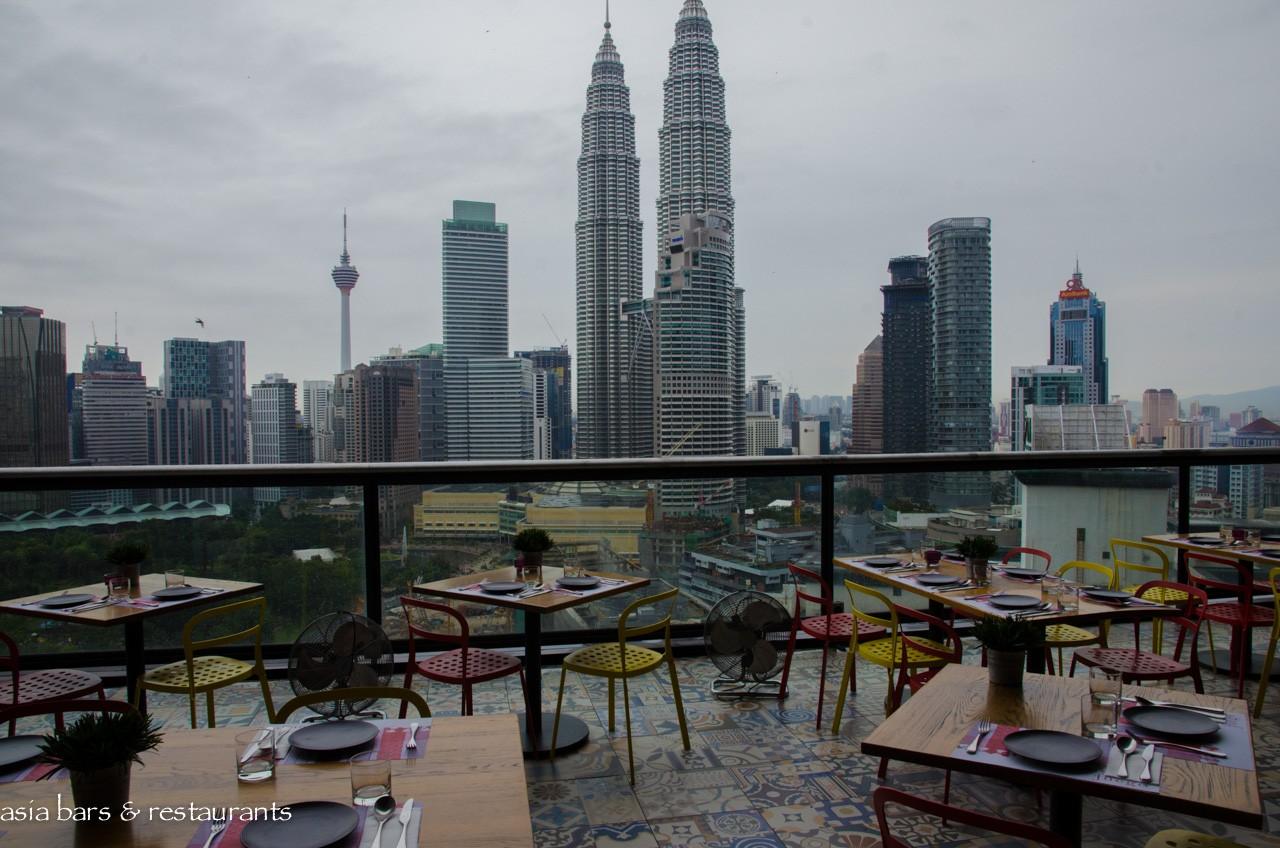Fuego Modern South American Restaurant Amp Bar In Kuala