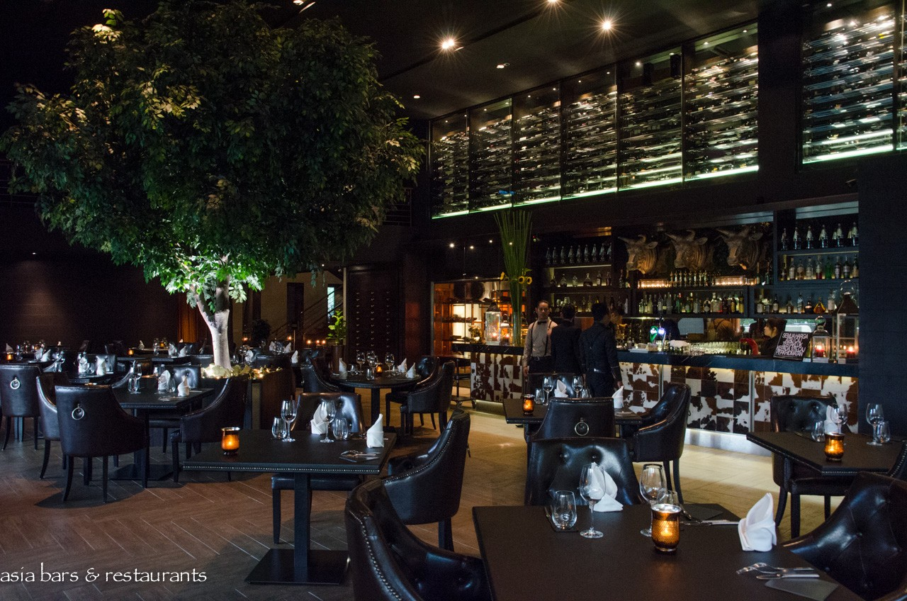 Marble 8 Premium Steakhouse With Lounge Amp Bar In Kuala