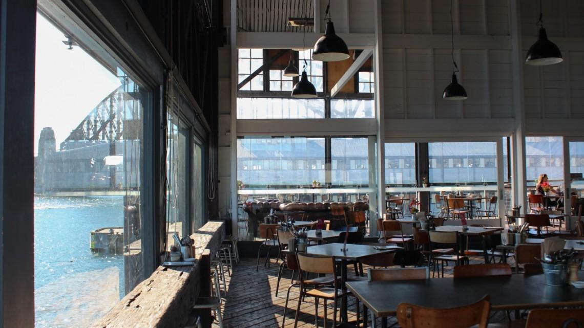 the wharf bar sydney