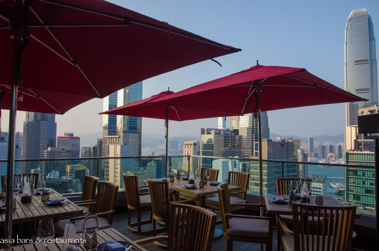 Ce La Vi Hong Kong Rooftop Bar Club Lounge