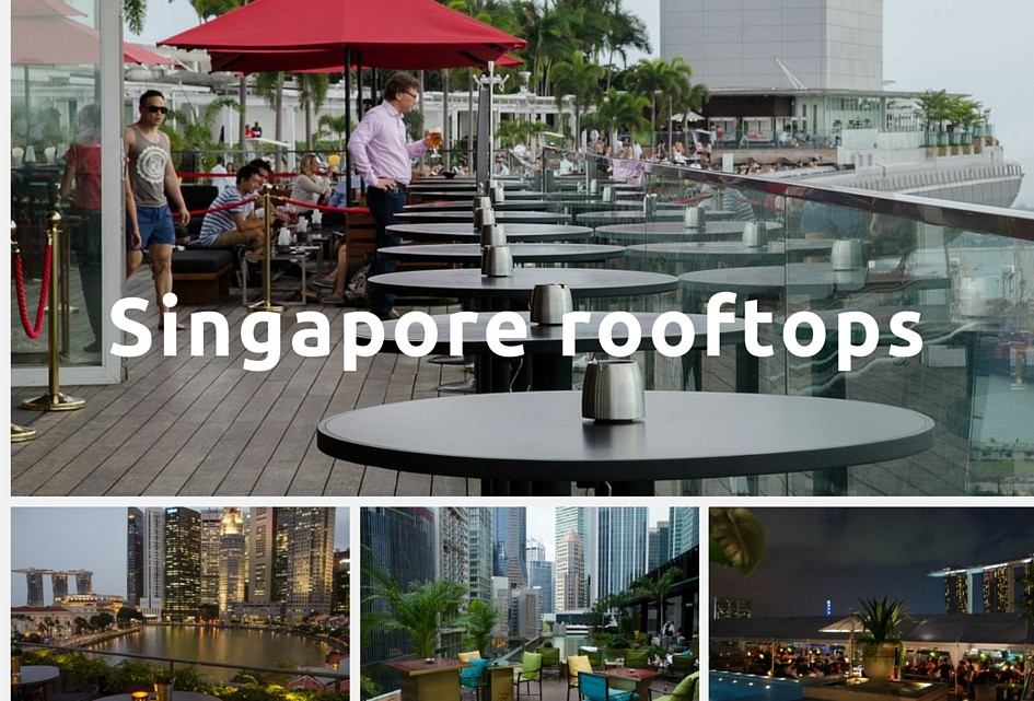 Singapore Rooftops 2015