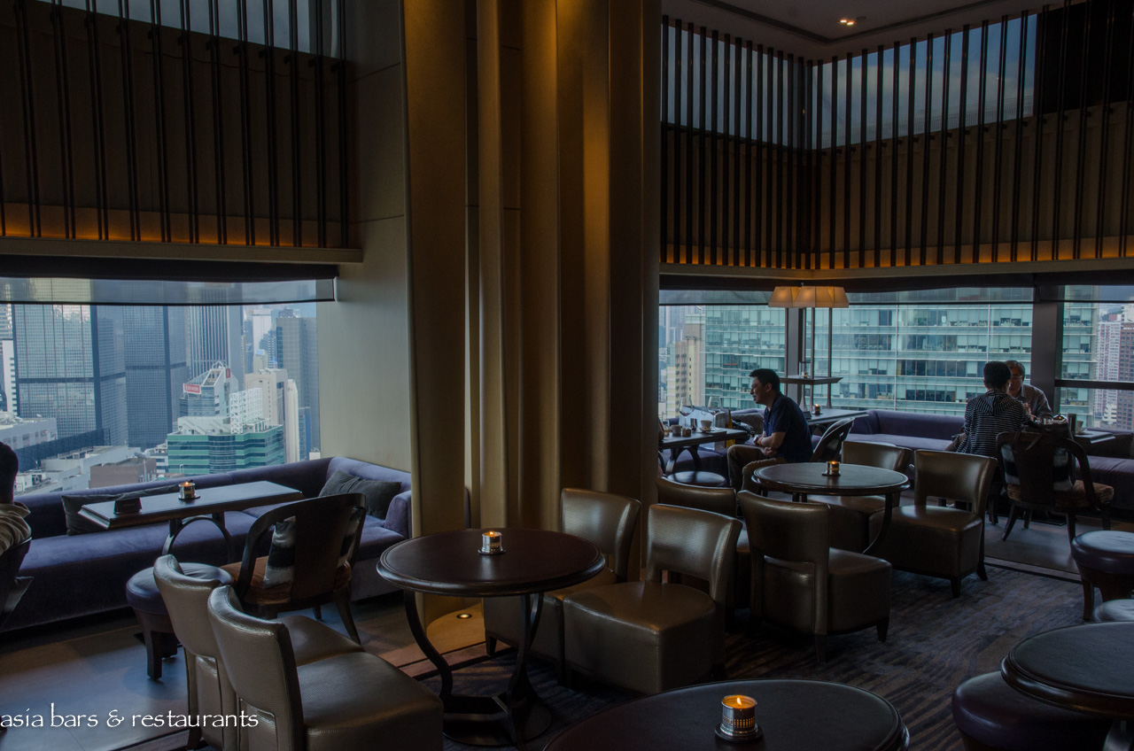 Cafe Gray Deluxe Restaurant Amp Bar At The Upper House In