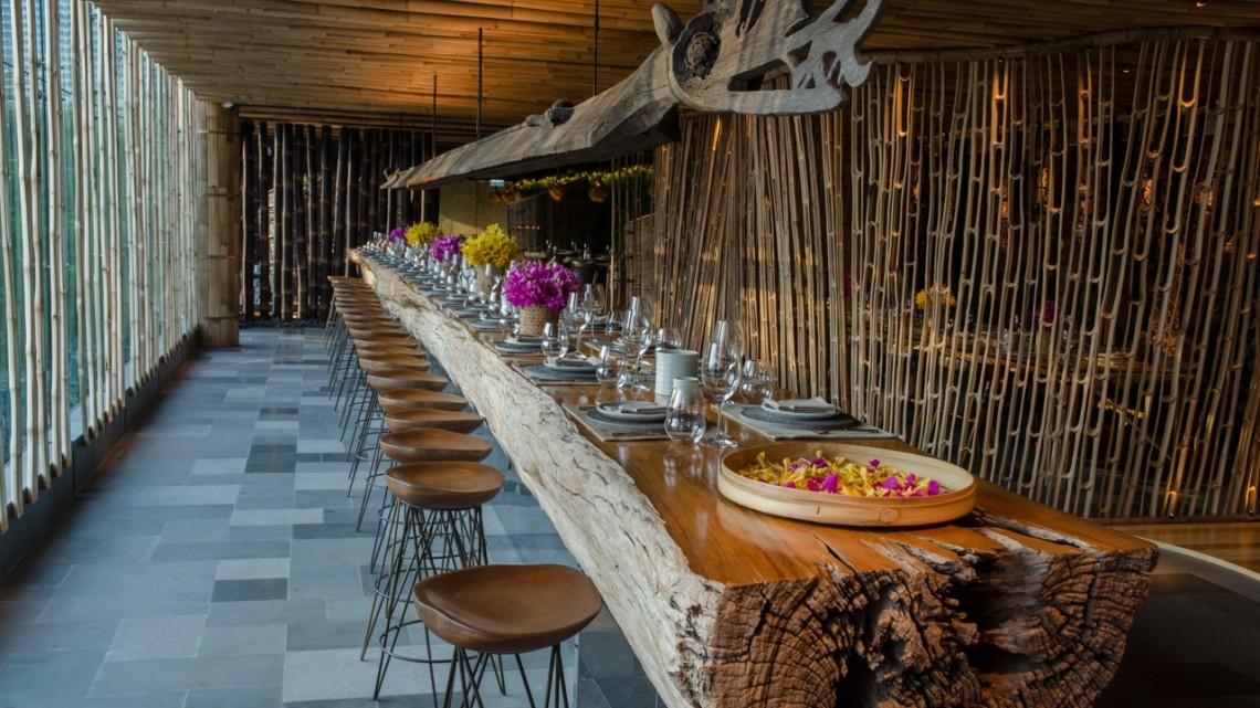 TRi restaurant