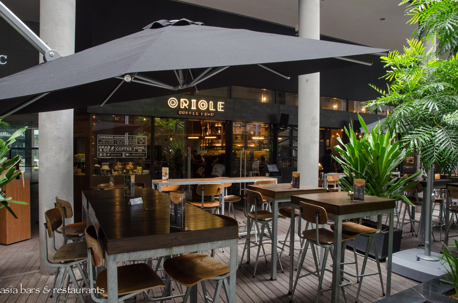 Oriole Coffee & Bar - specialty coffee and cafe in ...