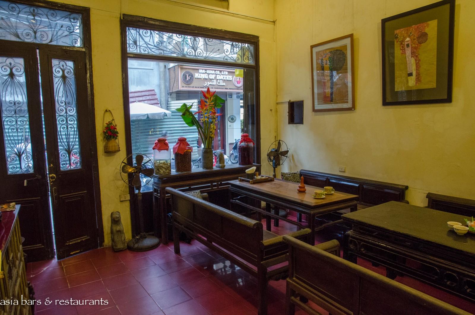 Chim sao traditional vietnamese restaurant in hanoi - Authentic vietnamese cuisine ...