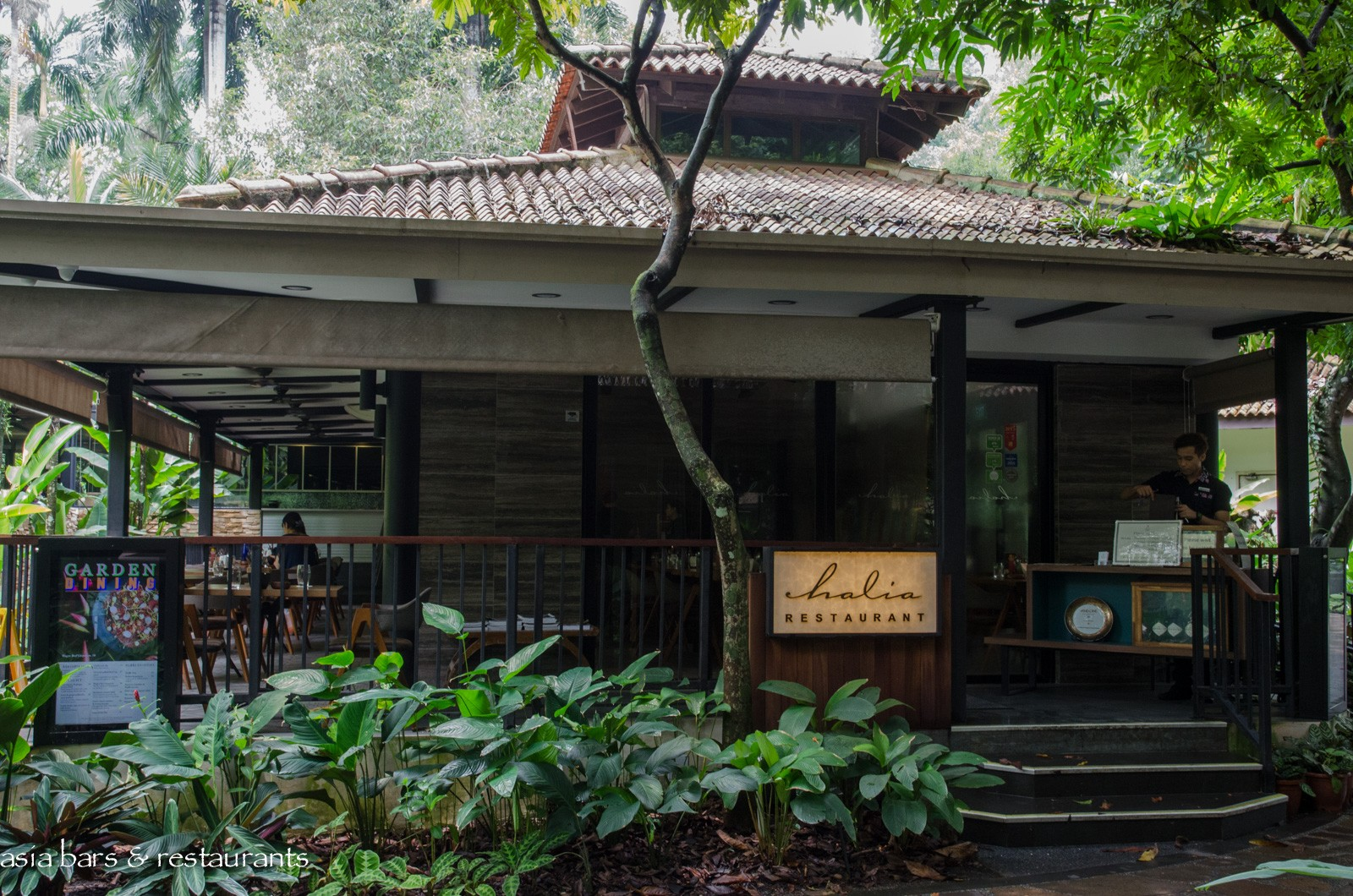 November 18th, 2015. Halia At Singapore Botanic Gardens ...