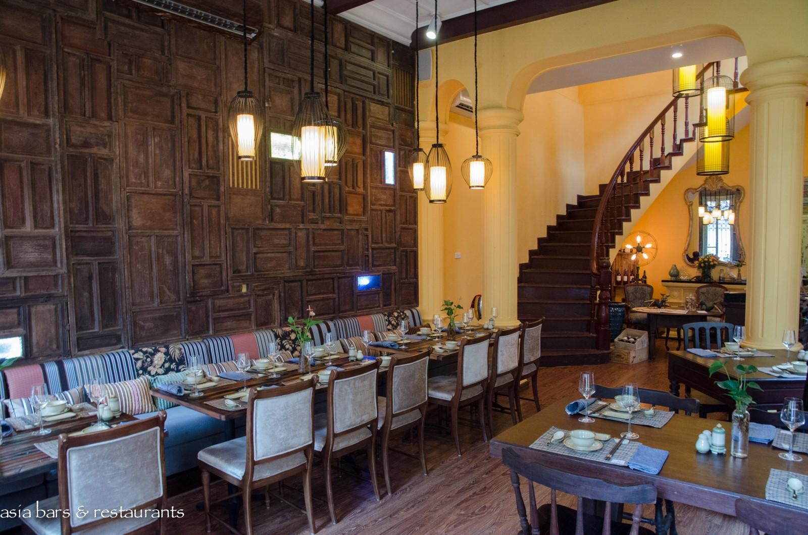 Home Restaurant  U2013 Contemporary Vietnamese Restaurant In