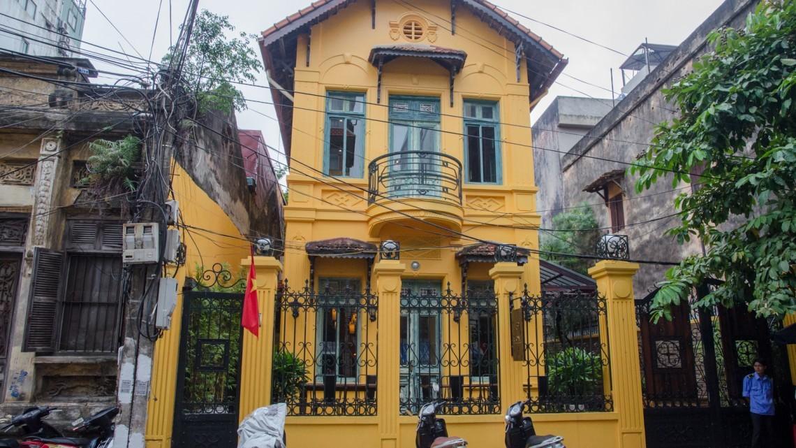 home restaurant hanoi
