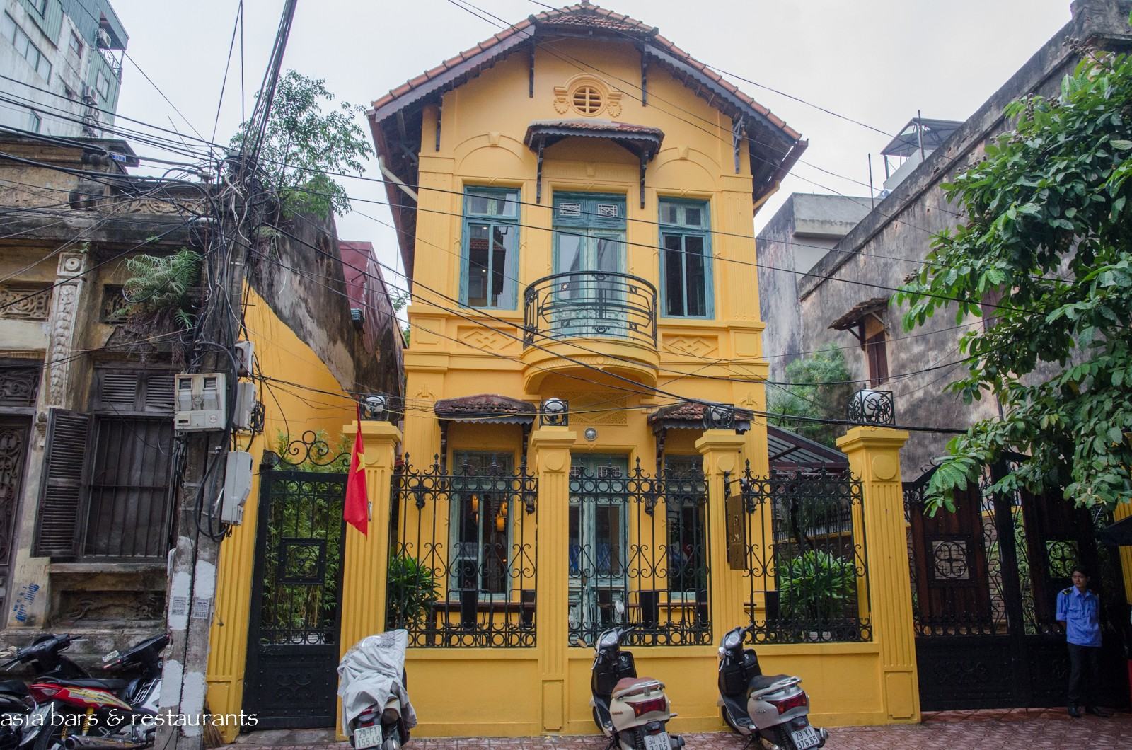 Home Restaurant Contemporary Vietnamese Restaurant In