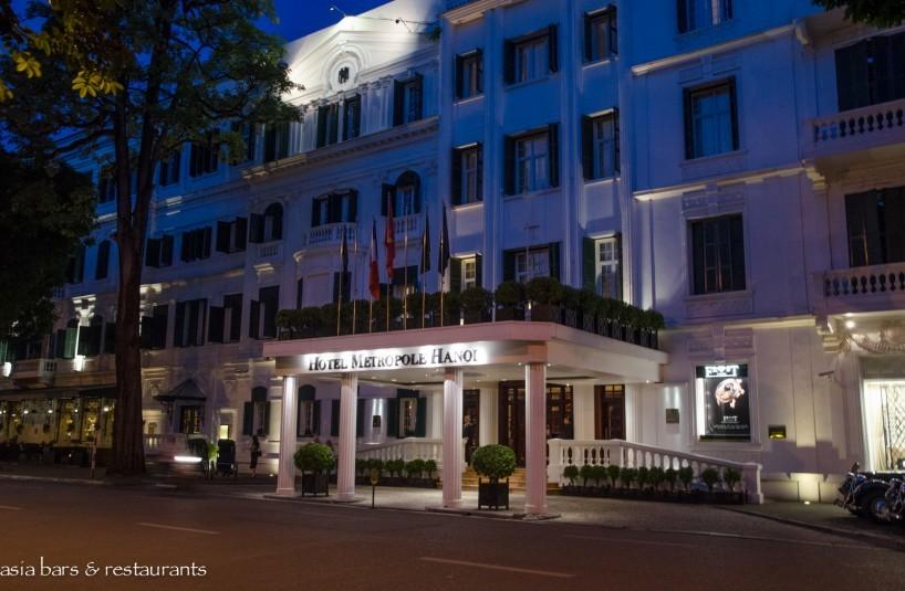 La Terrasse Metropole Hanoi