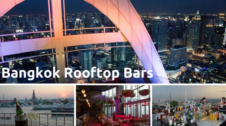 Bangkok Rooftops 2015