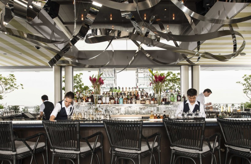 Spago - Bar at Terrace