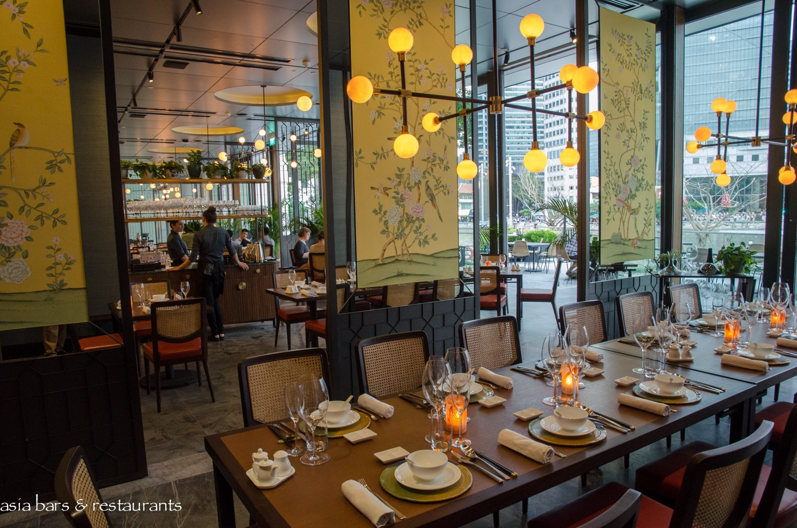 EMPRESS – contemporary Chinese restaurant in Singapore | Asia Bars & Restaurants