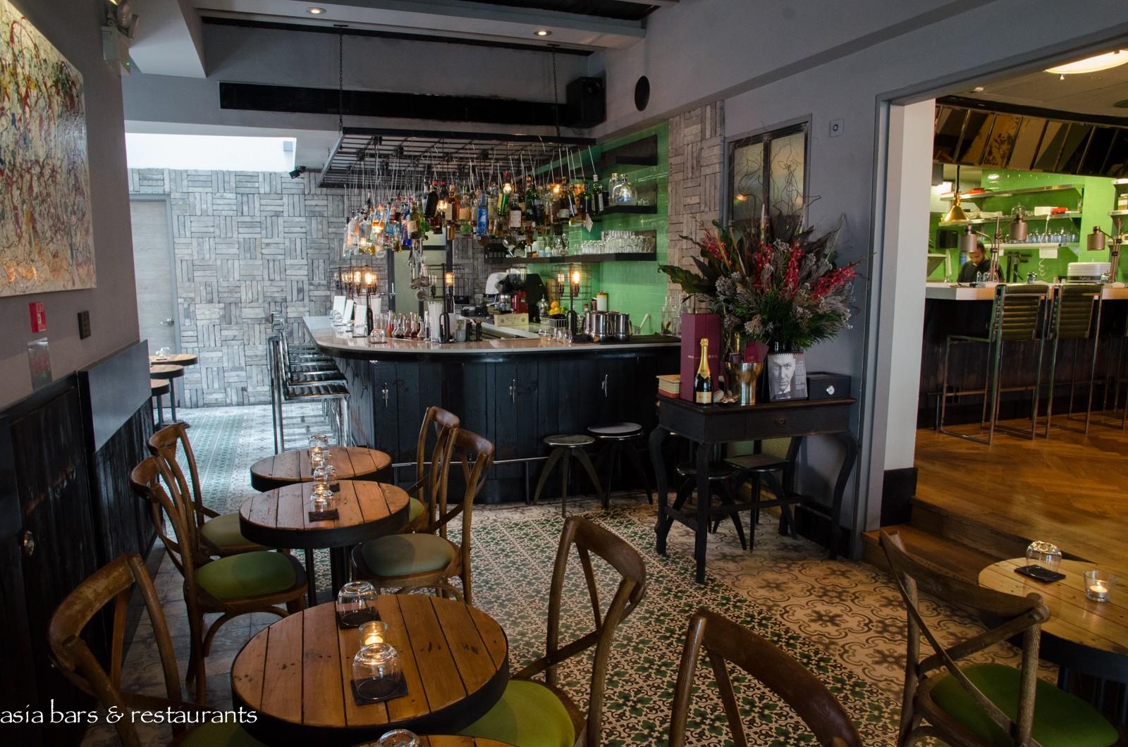 tippling club progressive restaurant bar  singapore asia bars restaurants
