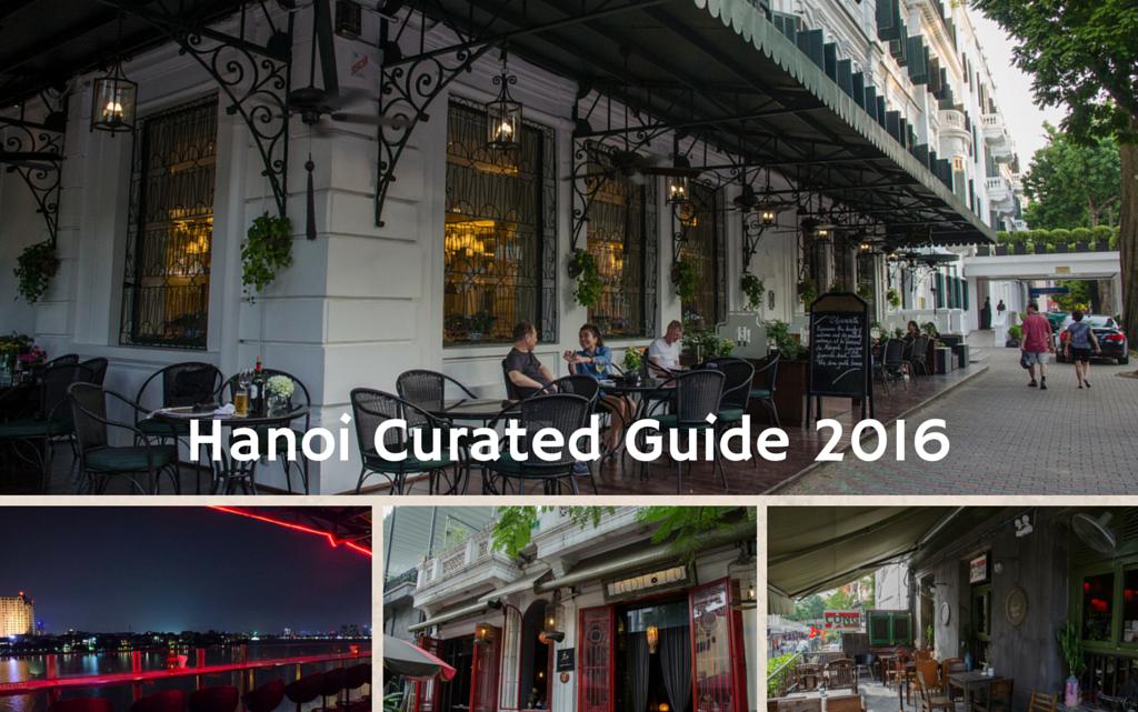 Hanoi Guide 2016
