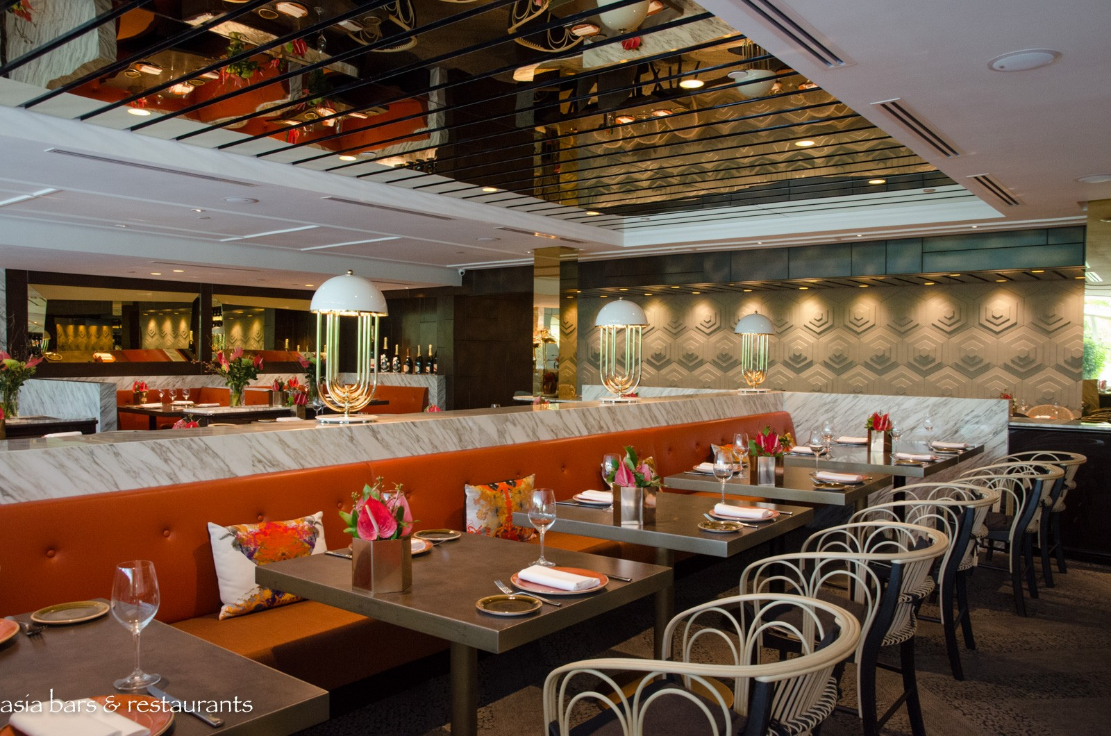 Aura Italian Restaurant Amp Sky Lounge At National Gallery