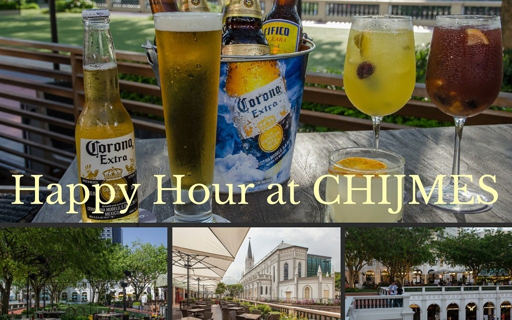 CHIJMES - Happy Hour #2 -