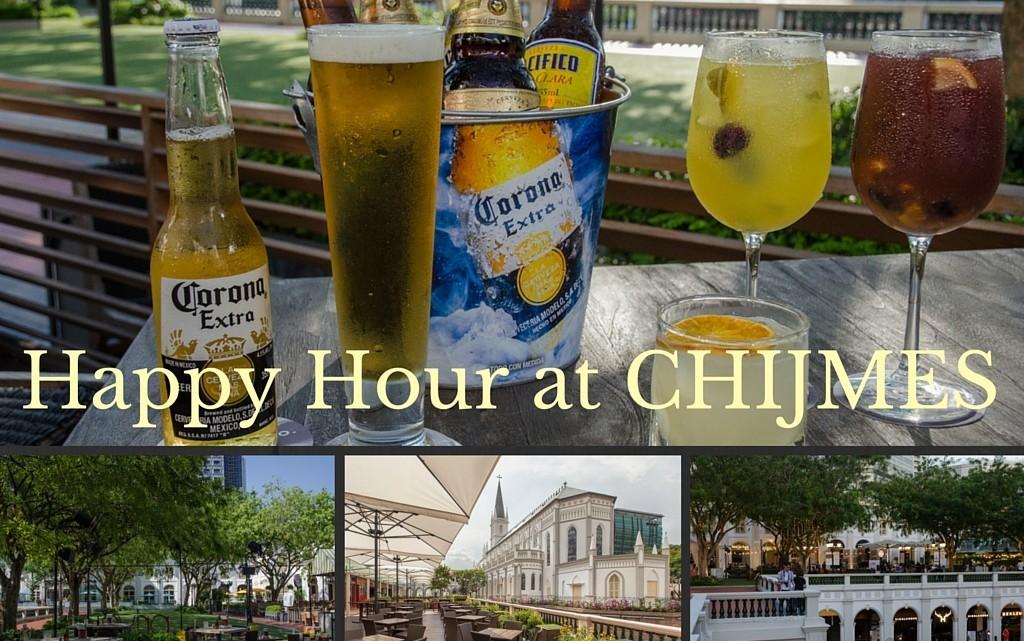 CHIJMES - Happy Hour #2 -