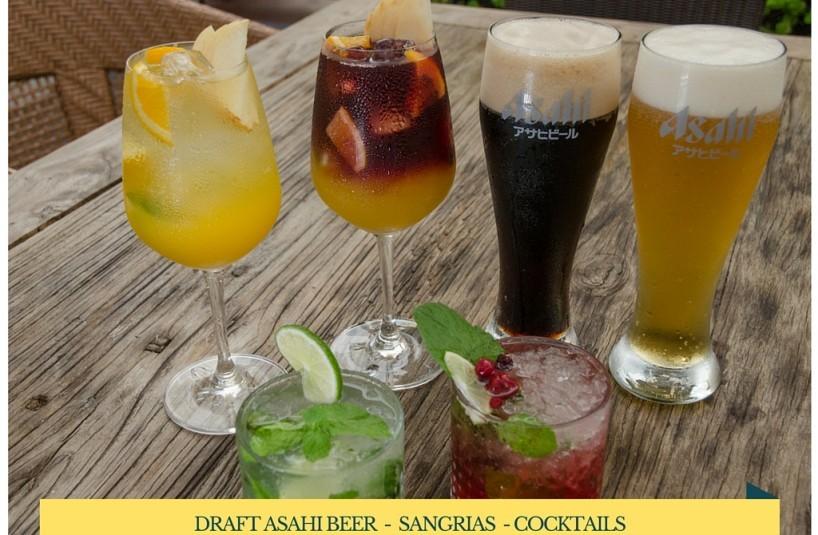 Chijmes - Wharf - drinks
