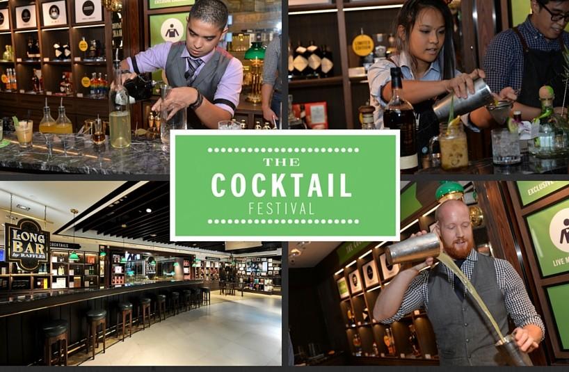 DFS cocktail festival