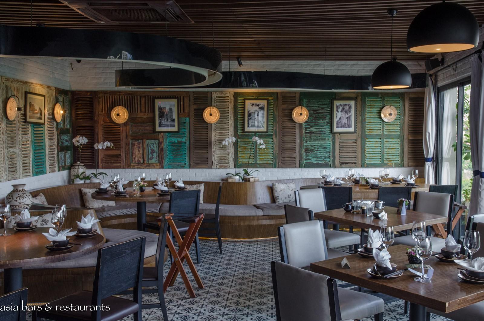Cau Go Restaurant – Vietnamese cuisine in Hanoi | Asia ...