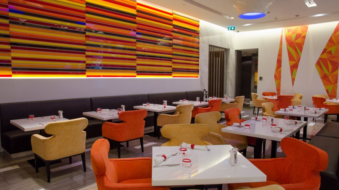 the eatery four points bangkok
