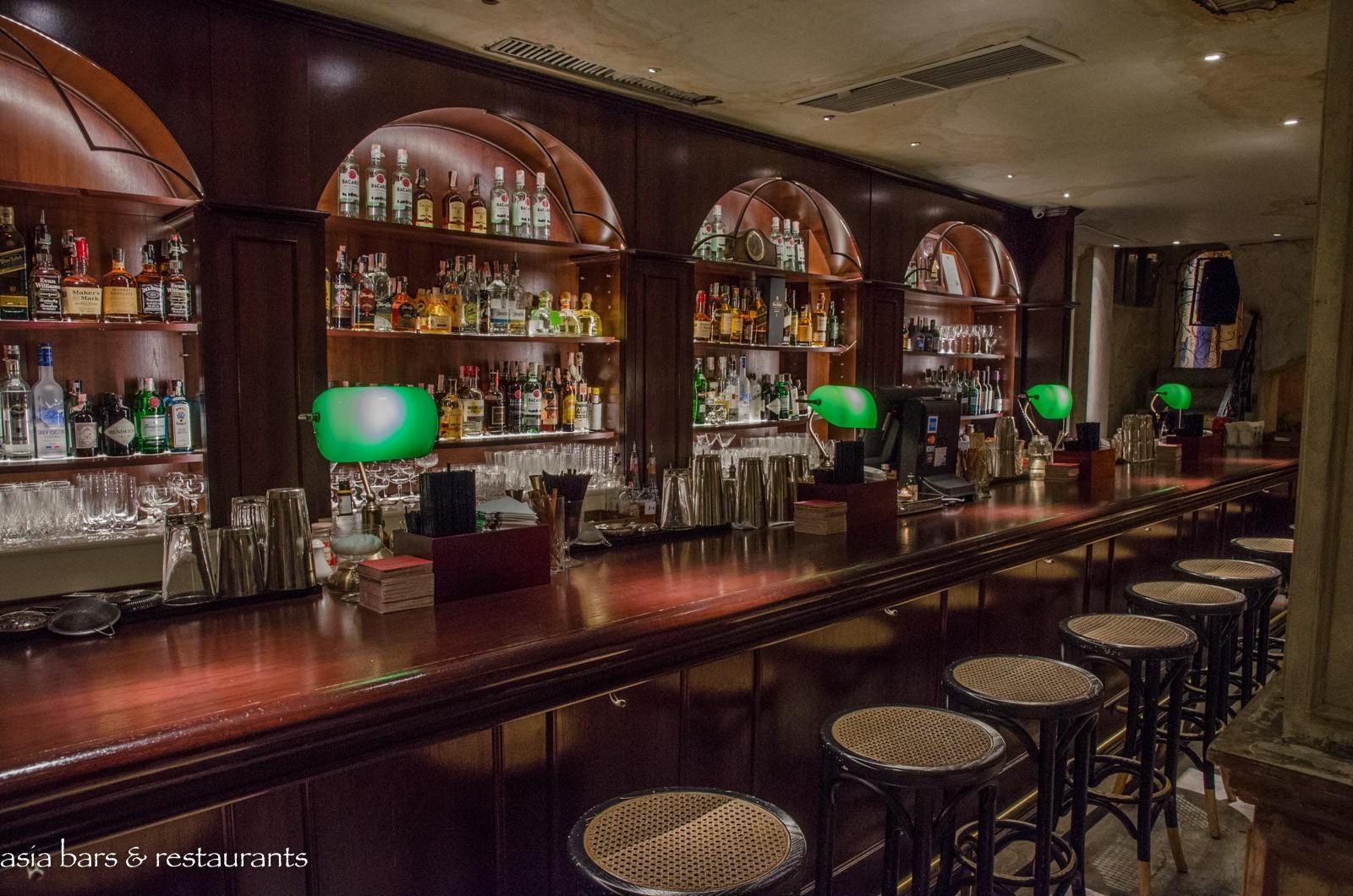 Havana Social Vintage Cuban Themed Cocktail Bar In