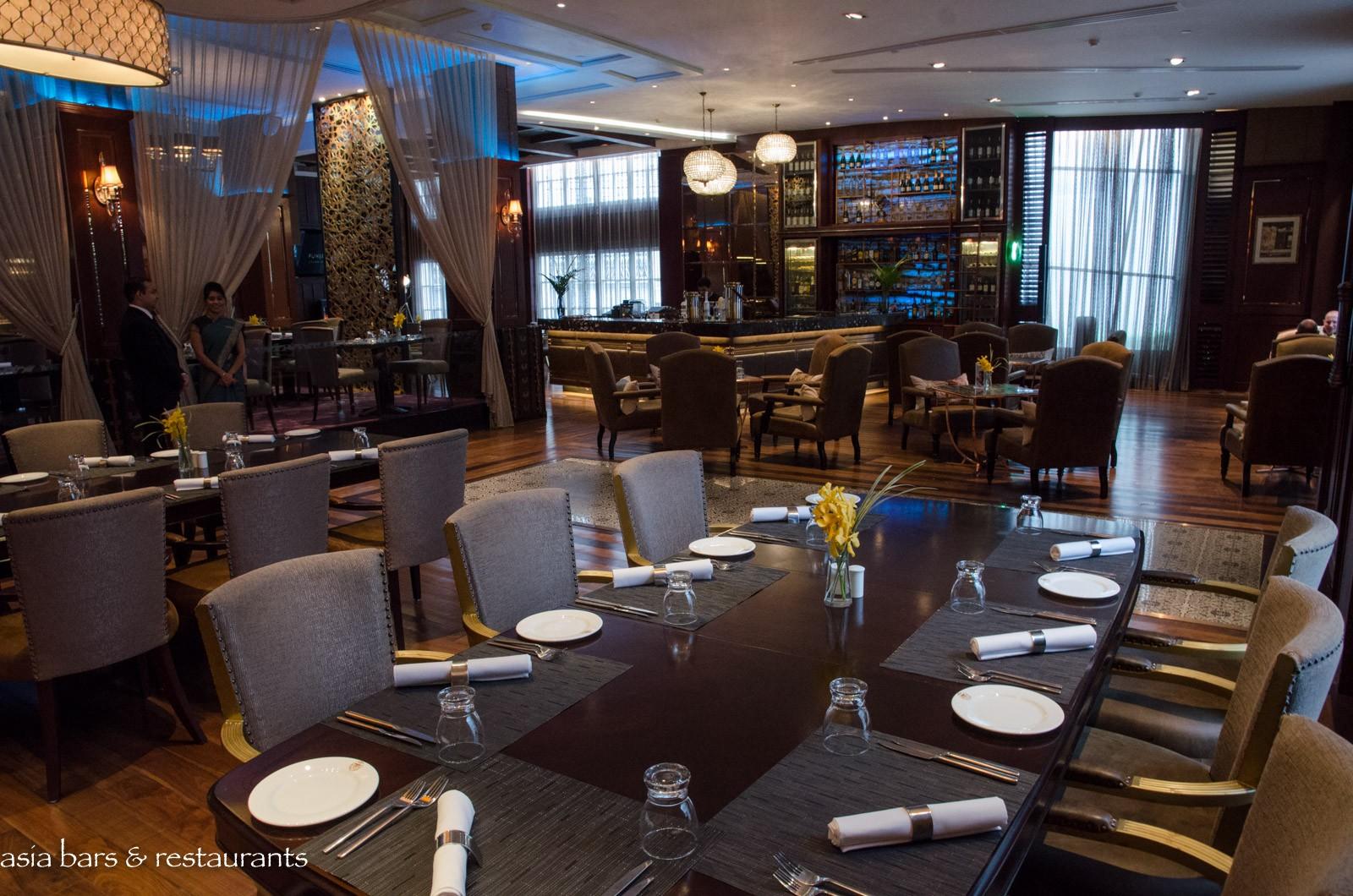 Punjab Grill Bangkok Fine Dining Indian Restaurant In
