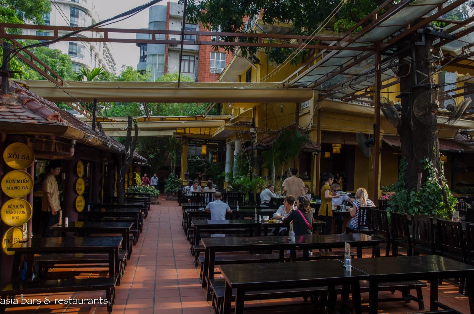 Quan An Ngon – authentic Vietnamese street food restaurant ...