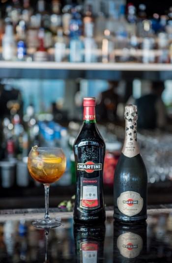 Martini Rosso Spritz