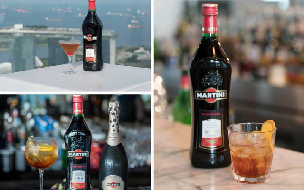 martini cocktails singapore