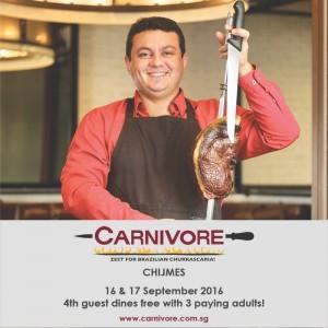 carnivore at chijmes