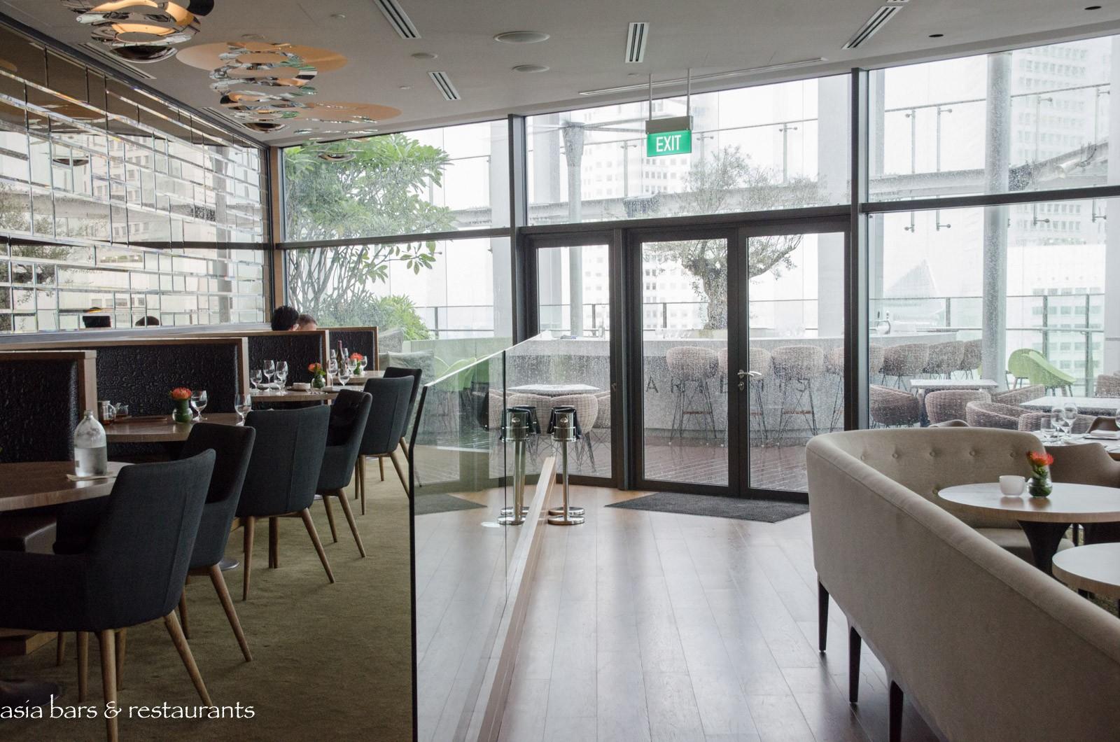 Artemis Grill Rooftop Mediterranean Restaurant Amp Bar