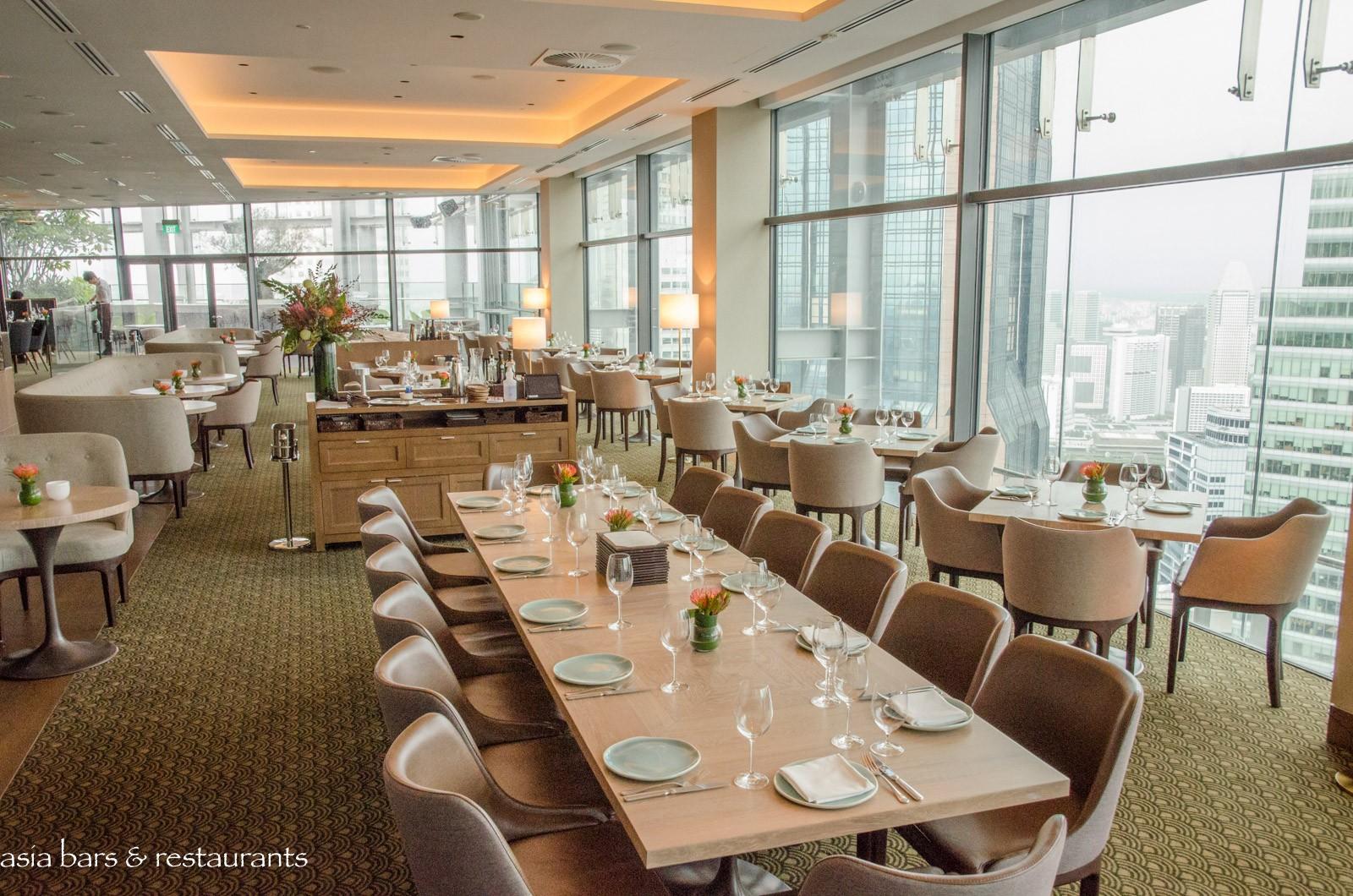 Artemis Grill Rooftop Mediterranean Restaurant Amp Bar In