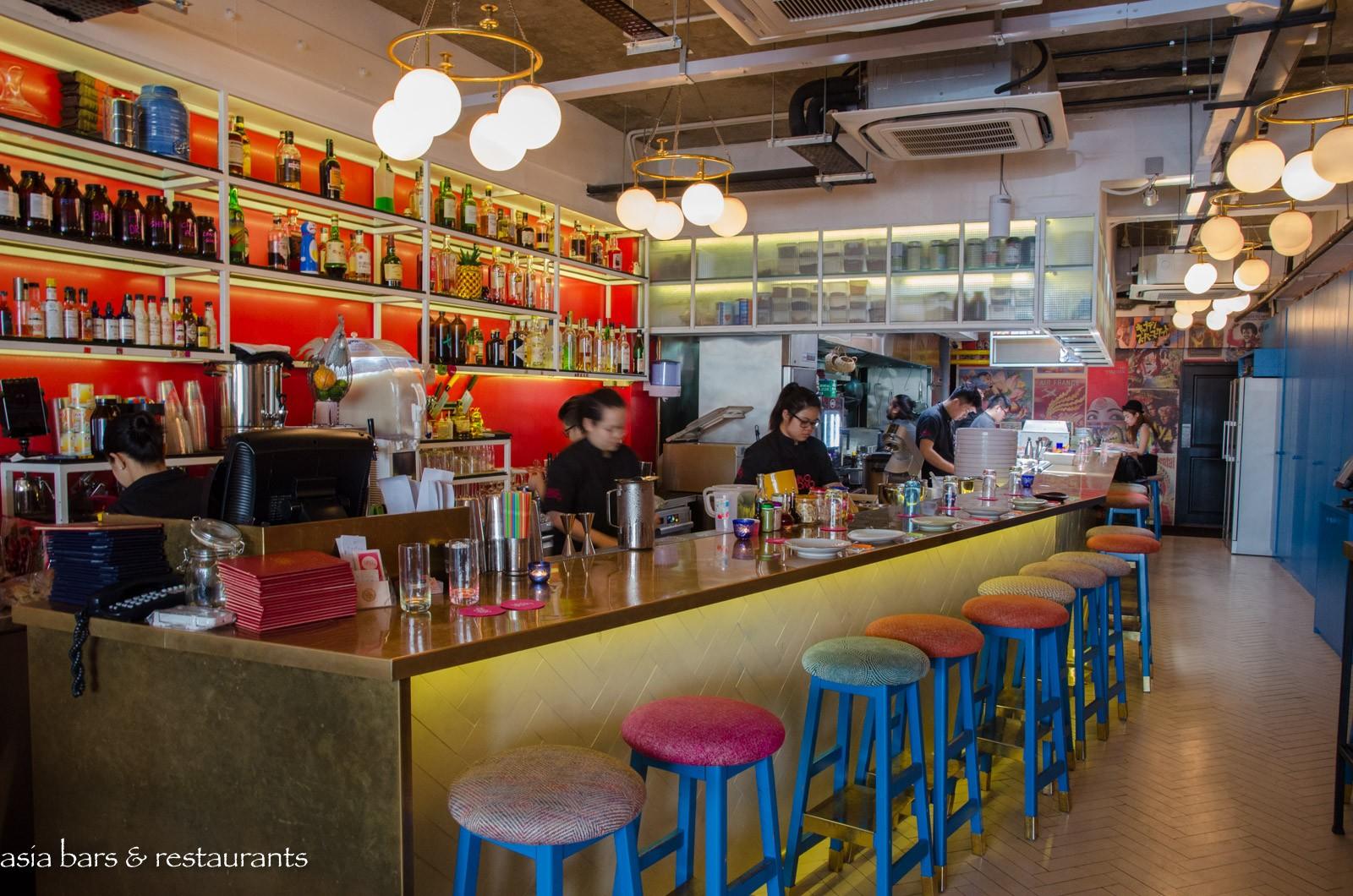 Ding Dong - Southeast Asian cuisines restaurant & bar in ...