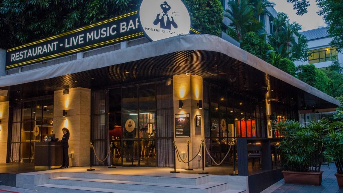 montreux jazz cafe