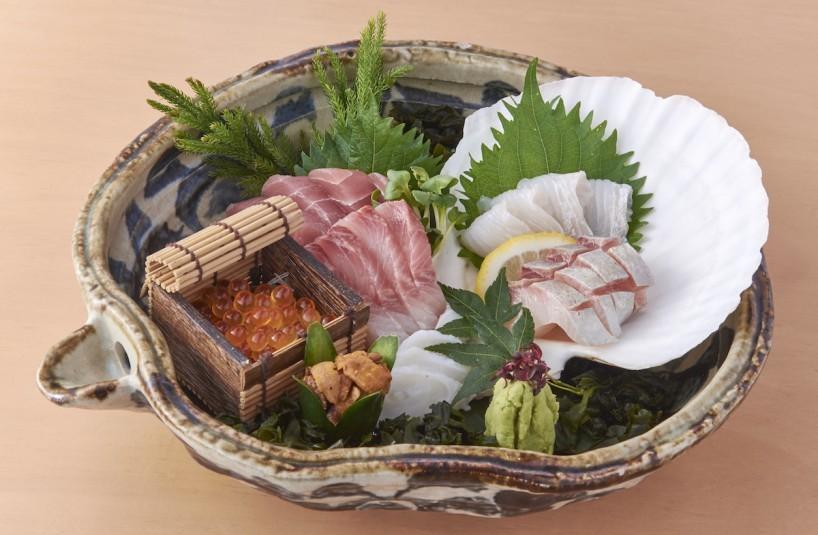 Hokaido Izakaya sashimi