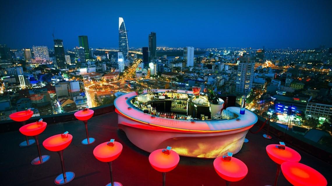 Chill Skybar Saigon