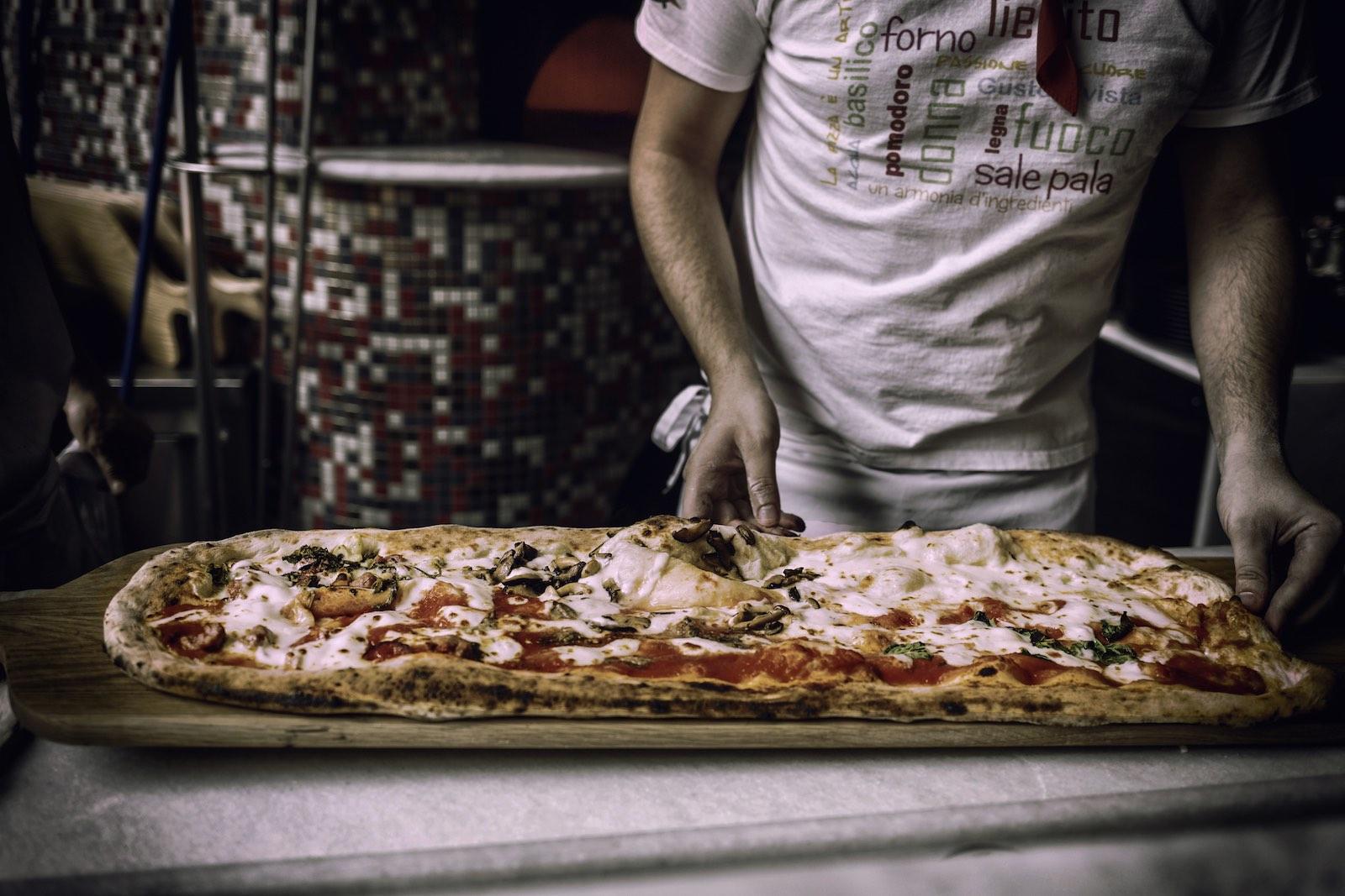 namo pizzeria