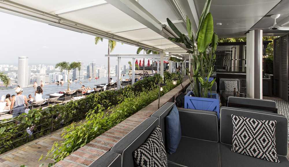 Hotel Beverly Terrace Restaurant