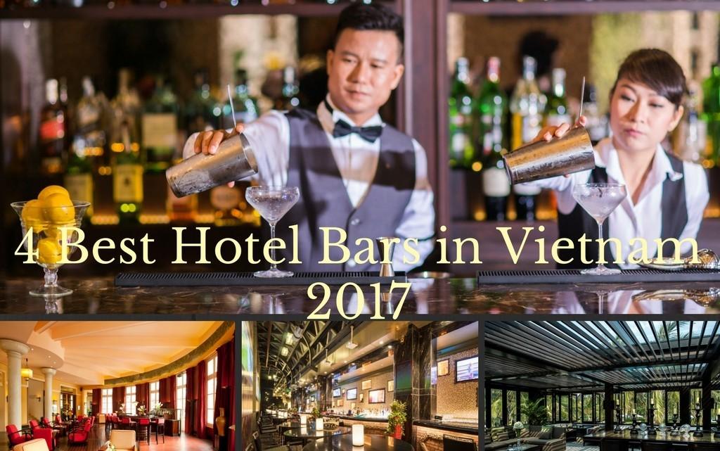 vietnam hotel bars