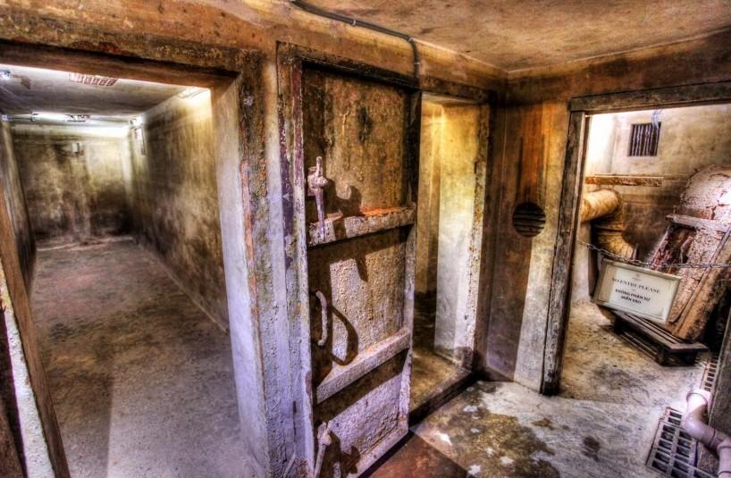 Hotel Metropole Hanoi - Wartime Bunker