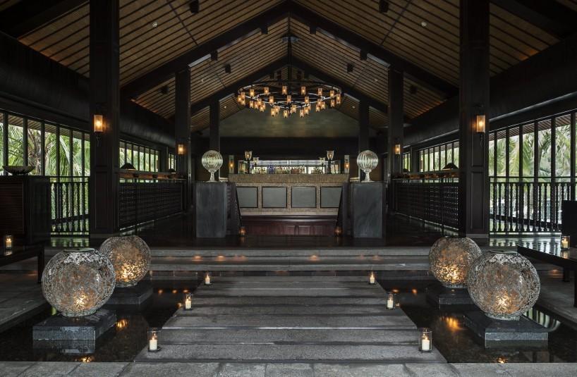 The Nam Hai - The Bar