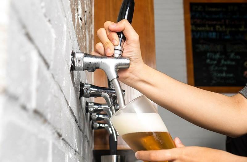 relish craft beer