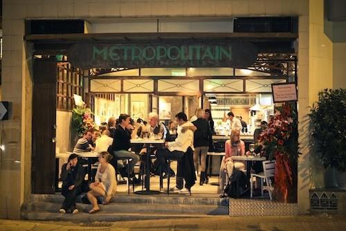 Metropolitan - hong kong
