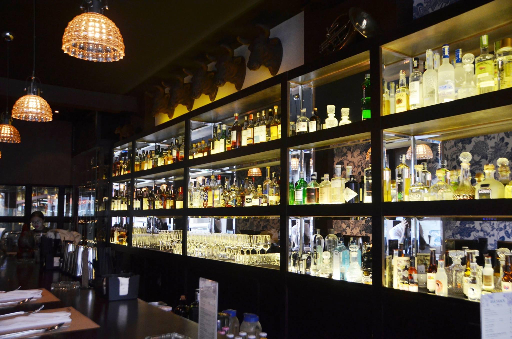 stoker bar