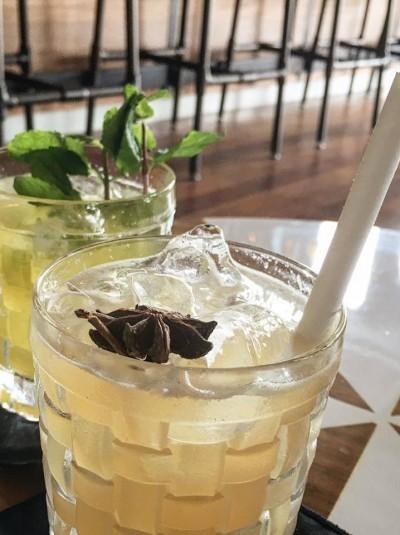 grow cocktail
