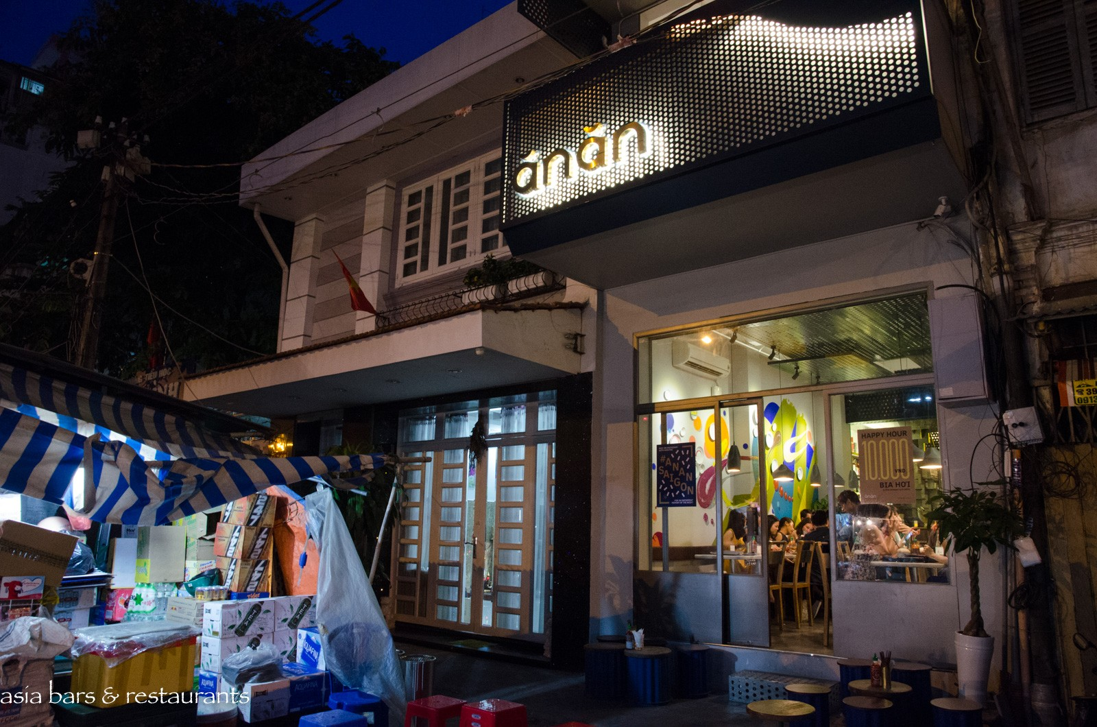 ANAN Saigon – New Vietnamese cuisine and rooftop bar in HCMC - Asia Bars & Restaurants